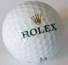 3 Dozen Rolex Gold Hand LOGO Titleist Pro V1x / V1-Mint AAAAA Used Golf Balls