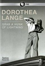 American Masters: Dorothea Lange: Grab a Hunk of New DVD! Ships Fast!