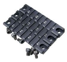 Set Standard 20mm weaver base Picatinny RIS 20mm Short Rail For G36C G36 #9245