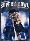 NFL//Greatest Super Bowl Moments:(From Season 1 - 41)(BRAND NEW DVD)152 minutes