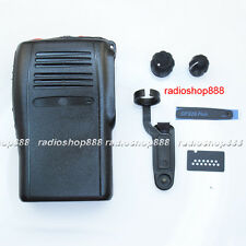 Brand new front case Housing cover for motorola GP328plus radio