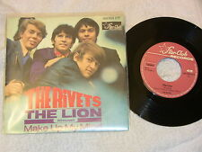 3/2 The Rivets - The Lion - Make Up My Mind