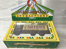 Corgi Fairground Attraction Carters High Flying Swingboats Box Lorry CC10203