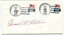 1973 Patrick Air Force Base Florida Space Cover SIGNED