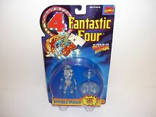 FANTASTIC FOUR INVISIBLE WOMAN Marvel Comics Action Figure MOC COMPLETE 1995