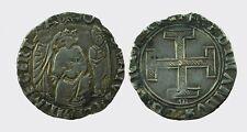 NAPOLI - FERDINANDO I 1458-1494   -AG/ CORONATO