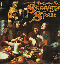 "LP 12"" 30cms: Steeleye Span: below the salt. chrysalis. C"