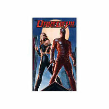 Daredevil Video VHS tape Cassette  PAL - special edition