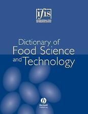 IFIS Dictionary of Food Science and Technology-ExLibrary