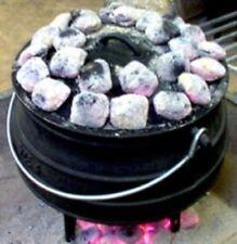 Pure Cast Iron Cauldron/Kettle/Potjie Size 1 or 3 Qt