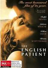 English Patient, The DVD NEW
