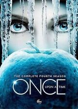 Once Upon a Time: The Complete Fourth Season DVD (5 Discs 989mins)R1 New&Sealed*