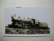CAN151 - GRAND TRUNK RAILWAY Co ~ LOCOMOTIVE No206 Canada PHOTO