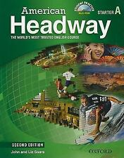 American Headway Pack A by Joan Soars, John Soars and Liz Soars (2010, Mixed...