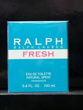 Ralph Fresh by Ralph Lauren 3.4 oz EDT Perfume for Women New In Box