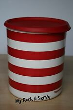 Tupperware One Touch Canister Container  3.1 L New!!
