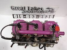 Polaris Ultra 680 Fuji Triple Snowmobile Engine 120 psi, Touring Special EC68PL
