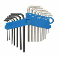 Mini Small Metric 0.7mm   3.0mm + AF Hex Allen Key Set In Holder