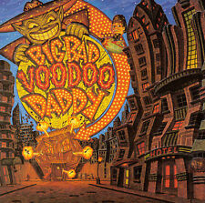 Big Bad Voodoo Daddy by Big Bad Voodoo Daddy - Disc Only No Case