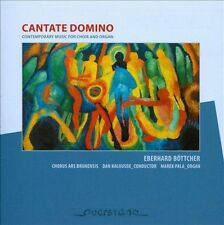 Cantate Domino, New Music