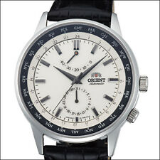 Orient Adventurer Automatic World City Watch with Power Reserve Meter #FA06003Y