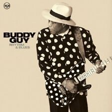 Buddy Guy-Rhythm & Blues (2 VINILE LP) 21 tracks International Pop Nuovo