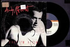 "ANDY J. FOREST - Baby I'm Alone / I Wish Nº 1 - SPAIN SG 7"" Games 1987 - 45rpm"