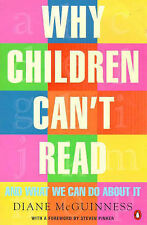 Why Children Can't Read: and What We Can Do About It,G