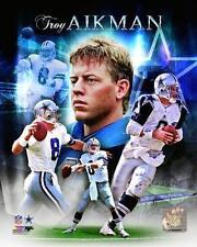TROY AIKMAN ~ 8x10 Color Photo Picture Collage ~ Dallas Cowboys