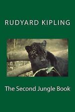 The Second Jungle Book by Kipling, Rudyard 9781505900484 -Paperback