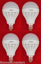 4X LED Light Bulb 9W Lamp = 75W Household Replacement 360 Lumens White Daylight