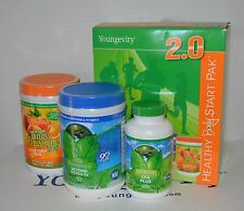 YOUNGEVITY HEALTHY BODY START PACK - 2.0 Citrus Peach Fusion, Dr Wallach