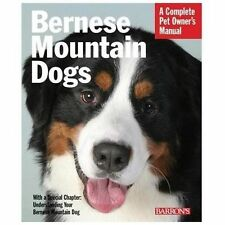 NEW - Bernese Mountain Dogs (Barron's Complete Pet Owner's Manuals (Paperback))