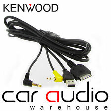 CT29IP21 Kenwood KCA-IP300V Car Stereo Replacement iPod iPhone Adapter Cable