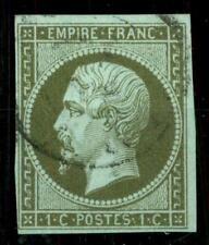 FRANCE - FRANCIA - 1853/60 - Effigie dell'Imperatore Napoleone III° - 1 cent.
