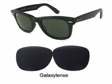 Galaxy Replacement Lenses For Ray Ban RB2140 Origi-Wayfarer Black Polarized 54mm
