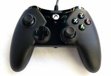 XBOX ONE Black Pro Ex - Wired Controller - Licensed Rumble Pad by Power A - USED