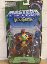 Masters of the Universe/ He-Man Snakemen - The General Action Figure - Brand New