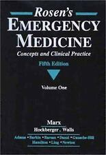 Rosen's Emergency Medicine: Concepts and Clinical Practice 3-Volume Set