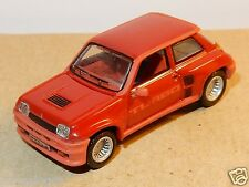 UNIVERSAL HOBBIES UH idem NOREV METAL HO 1/87 RENAULT 5 TURBO R5 ROUGE 1980