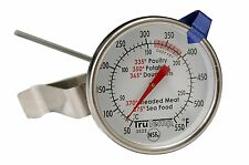 Taylor TruTemp Deep Fry Thermometer Turkey Poultry Potatoes Doughnuts New 3522