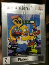 simpsons hit and run PS2