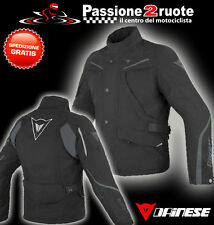 Giacca dainese Ice Evo Gore-Tex nero dark-gull-gray moto jacket