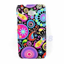 Beautiful Skin Plastic Back Shell Phone Accessory Cover Case For HTC Desire 601