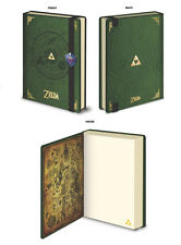 ZELDA PREMIUM JOURNAL NOTEBOOK GAMING PC PS3 PS4 SCHOOL SUPPLY ART DRAWING PAD!!
