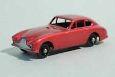 1958 Matchbox - No 53 / 4 Aston Martin - Lesney Prod. original but toarched?
