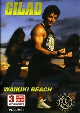 Gilad: Bodies in Motion Waikiki Beach Workout (DVD Used Very Good)