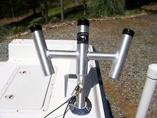 One Kite/Trident Rod Holder -Custom Rod holders-Byerly's Welding
