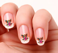 20 Nail Art Decals Transfers Stickers #115 - fairy
