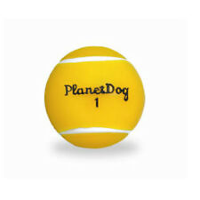 "Planet Dog 2.5"" Tennis Ball Minty Dog Toy Made in the USA - 5 out of 5 Chompers"